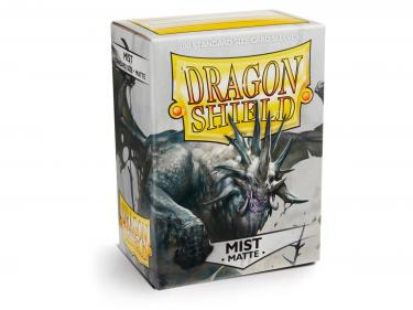 Протекторы Dragon Shield Mist матовые (100 шт.)